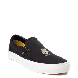 Vans x Harry Potter Slip On Hufflepuff Skate Shoe